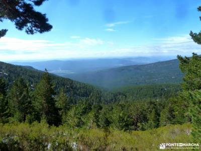 Picos Urbión-Laguna Negra Soria;parque natural de verdon cascada de mazobre viajes a medida parque